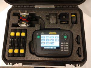 Easy Laser E710 shaft alignment tool