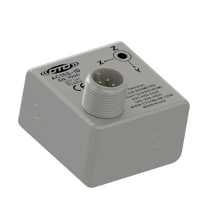 CTC Triaxial accelerometer top