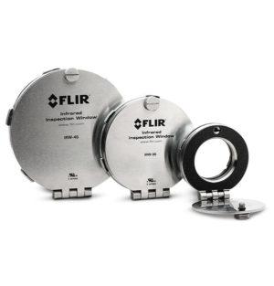 FLIR IR windows, software and accessories