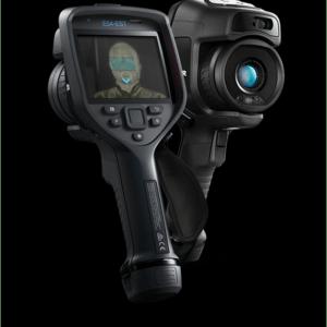 FLIR E54EST thermal camera