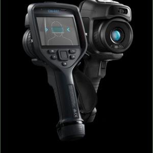 FLIR E86EST IR camera