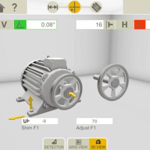 Easy-Laser XT190 3D view