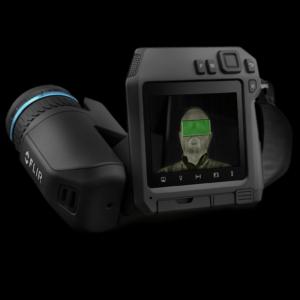 FLIR T540EST IR thermal camera