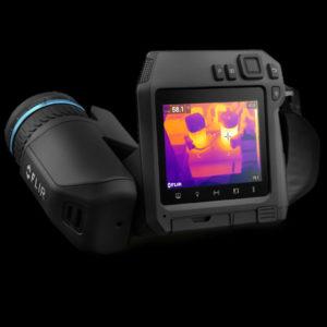 FLIR IR Cameras and EST Systems