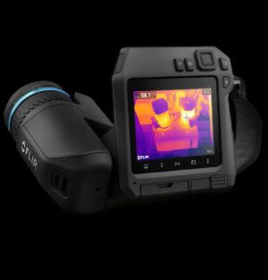 FLIR IR Cameras, EST and accessories