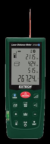 EXTECH DT500 laser distance meter